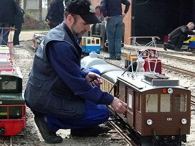 trenes tripulados jordi aque