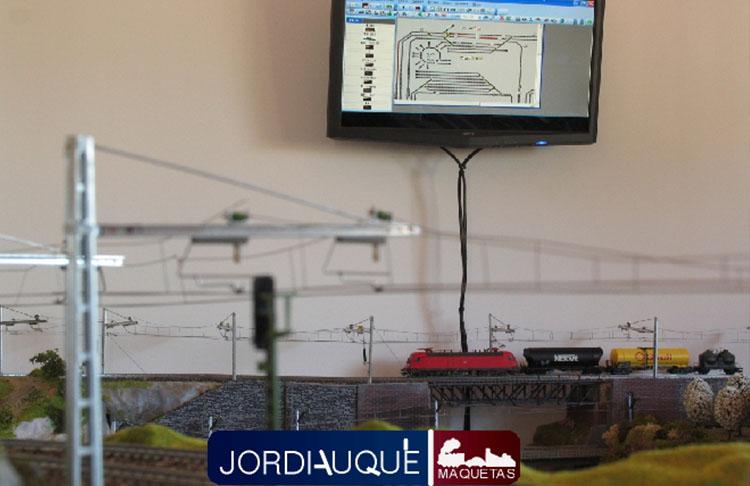 panel control maquetas
