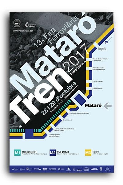Mataró Tren 2017